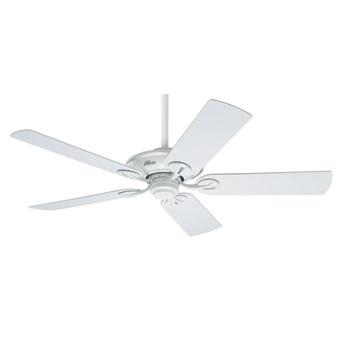 HT-50557 - Maribel - 132cm Fan - White