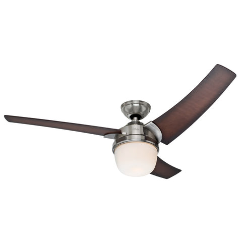 HT-50611 - Eurus - 137cm Fan - Brushed Nickel