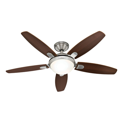 HT-50612 - Contempo - 132cm Fan - Brushed Nickel