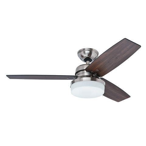 HT-50621 - Galileo - 122cm Fan - Brushed Nickel