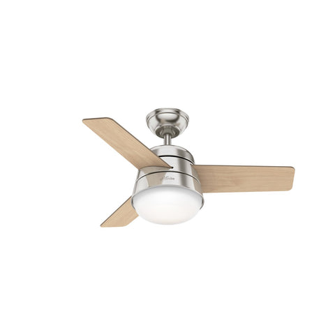 HT-50643 - Finley - 91cm Fan - Brushed Nickel