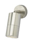 Dar Lighting ORT0768 Ortega 1 Light Wall Light Aluminium IP65