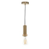 Dar Lighting SP6563 Accessory 1 Light Suspension Bronze