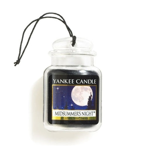 YANKEE CANDLE MIDSUMMERS NIGHT ULTIMATE CAR JAR 1220877E