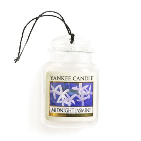 YANKEE CANDLE MIDNIGHT JASMINE ULTIMATE CAR JAR 1220925E