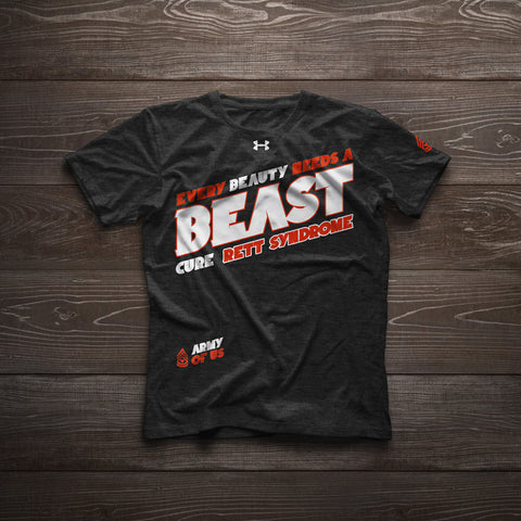 Beast Ladies Under Armour Locker Tee