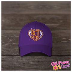 Pretty Girl Embroidered Cap