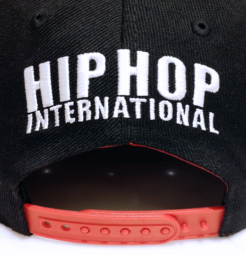 Official HHI Snapback - Black/Red