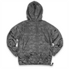 UNISEX NEW H 3D CAMO 1/4 ZIP HOODED ANORAK JACKET - BLACKOPS CAMO