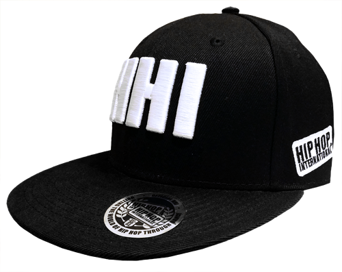 Official HHI Snapback - Black/Black