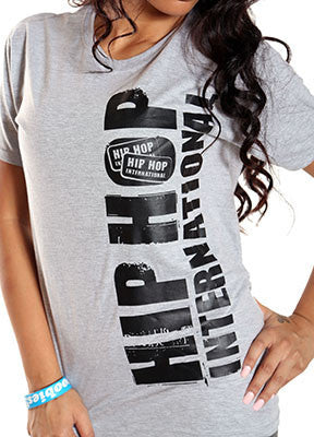 Vertical Hip Hop International Unisex Tshirt - Heather Gray