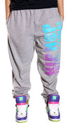 Vertical Hip Hop International Unisex Sweatpant - Gray/Fade