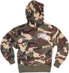 Double Tags Kids Camo Pullover Hoody