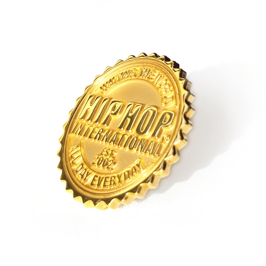 OFFICIAL HHI SEAL PIN - GOLD