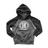 TODDLER PULLOVER RAGLAN HOODY-NEW VARSITY CIRCLE-NICKEL/CARBON