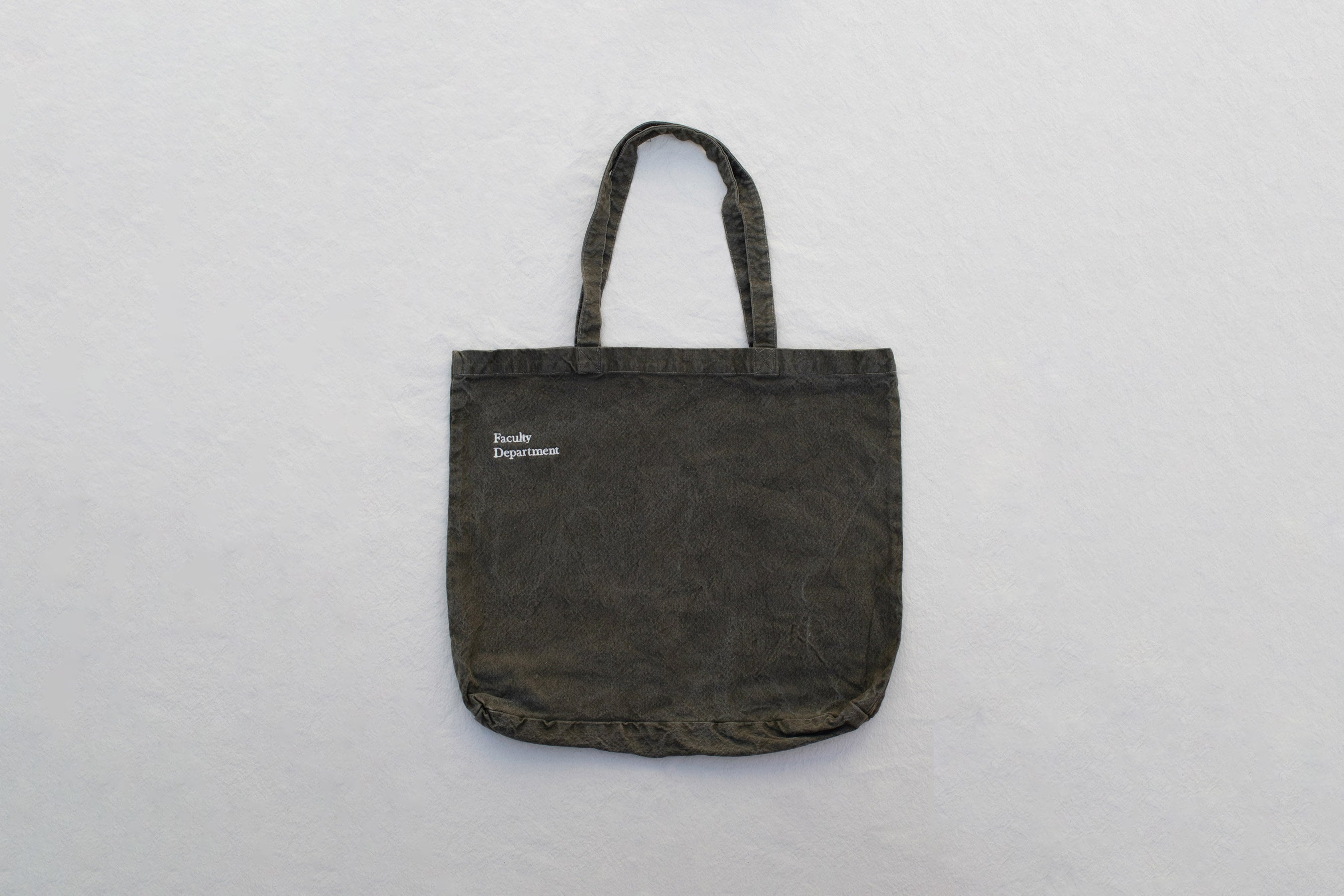 Faculty Department Tote (Moss)
