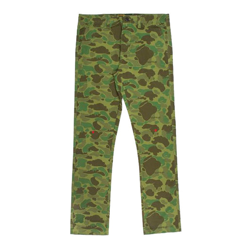 SSUR*PLUS Duck Camo Chino Pant - SSUR.ua