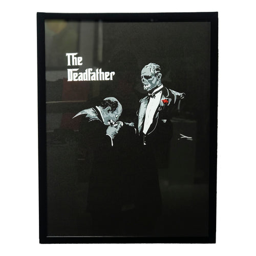 The Deadfather Poster - SSUR.ua