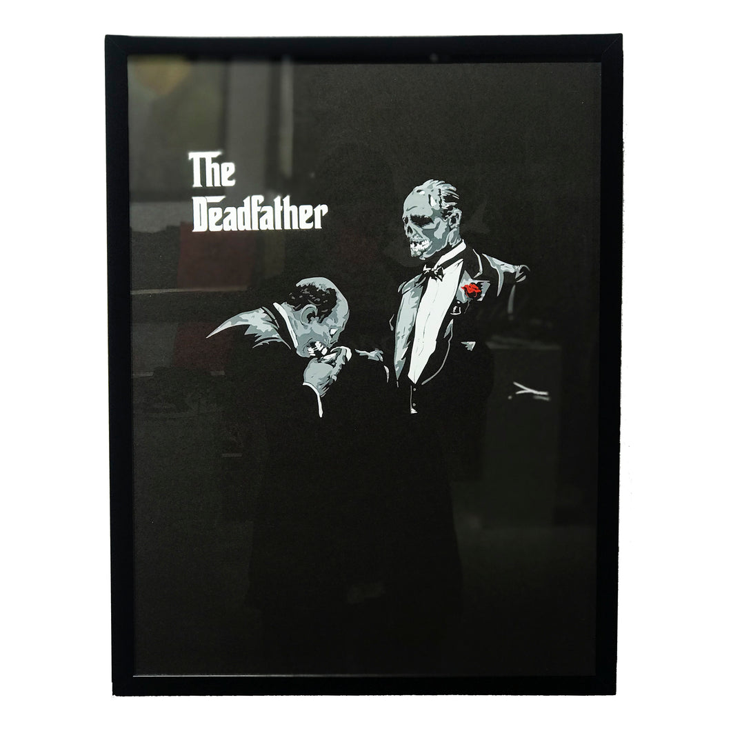 The Deadfather Poster