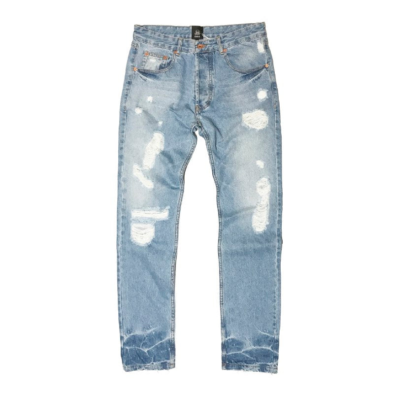 Distressed Denim Jeans - SSUR.ua