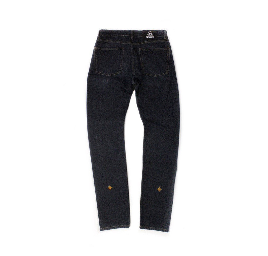 Wash Denim Pants - SSUR.ua