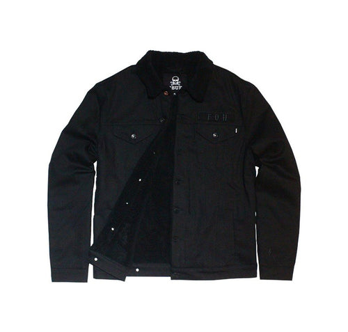The Chosen Few Sherpa Jacket - SSUR.ua