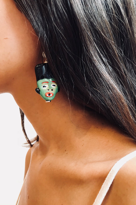 Edun Bibi Drop Earring