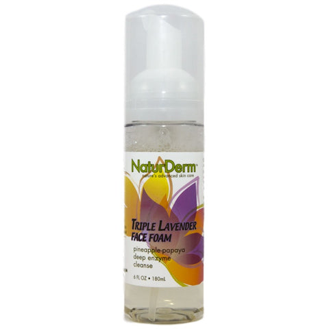 NaturDerm Lavender Face Foam™