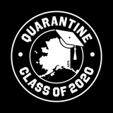 Class of the Quarantine T-Shirt (White Logo)