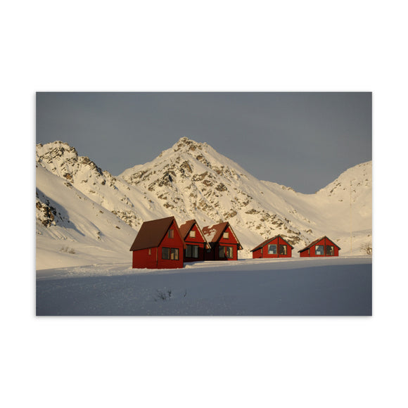 Hatcher Pass Postcard