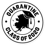 Class of the Quarantine Sticker