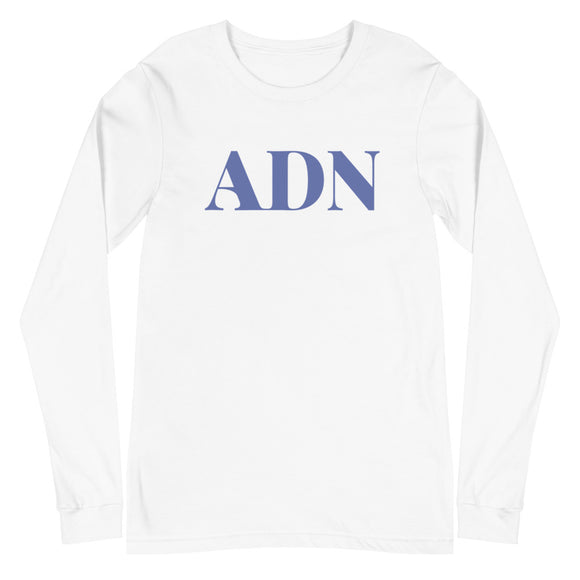 ADN Long Sleeve Graphic T-Shirt