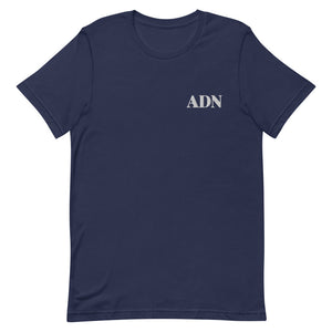 ADN Embroidered T-Shirt