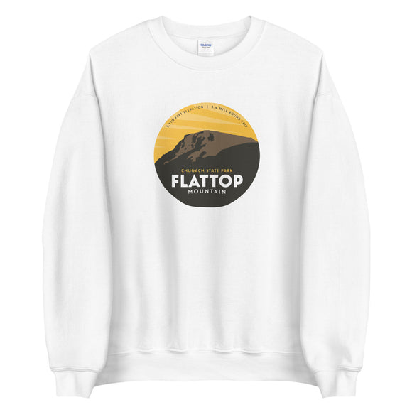 Flattop Mountain Sweatshirt