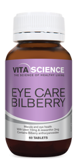 Eye Care Bilberry