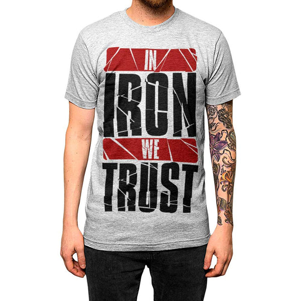 'In Iron We Trust'