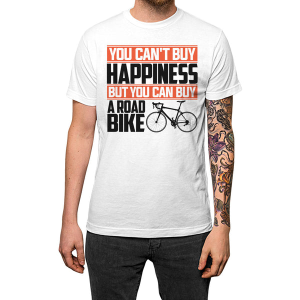 'You Can't Buy Happiness, But You Can Buy A Road Bike'
