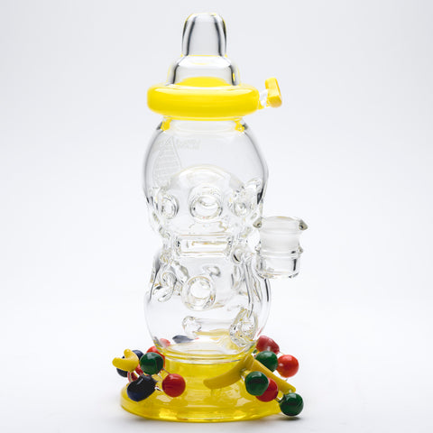 Banana Candy Cheese Bottle
