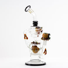 Beehive Recycler 2nd View