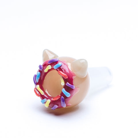Berry Glazed Kitty Bowl Piece