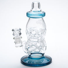 Blue Dream Cheese Bottle Water Pipe 2nd View