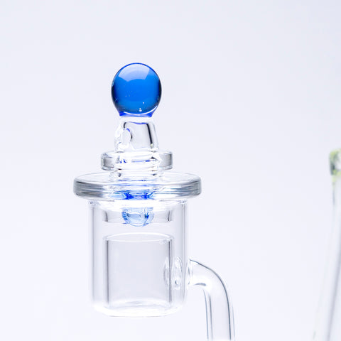 Blue Dream Disc Carb Cap