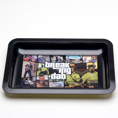 Cloud Culture - Breaking Dabs Rolling Tray -  - Rolling Tray - Cloud Culture - 1