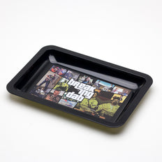 Cloud Culture - Breaking Dabs Rolling Tray -  - Rolling Tray - Cloud Culture - 1 2nd View