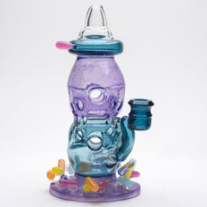 Candy Berry Cheese Bottle Water Pipe