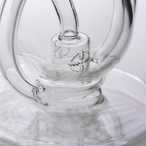Clear Ultra Cell Recycler