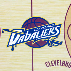 Cleveland Dabaliers Silicone Mat 2nd View