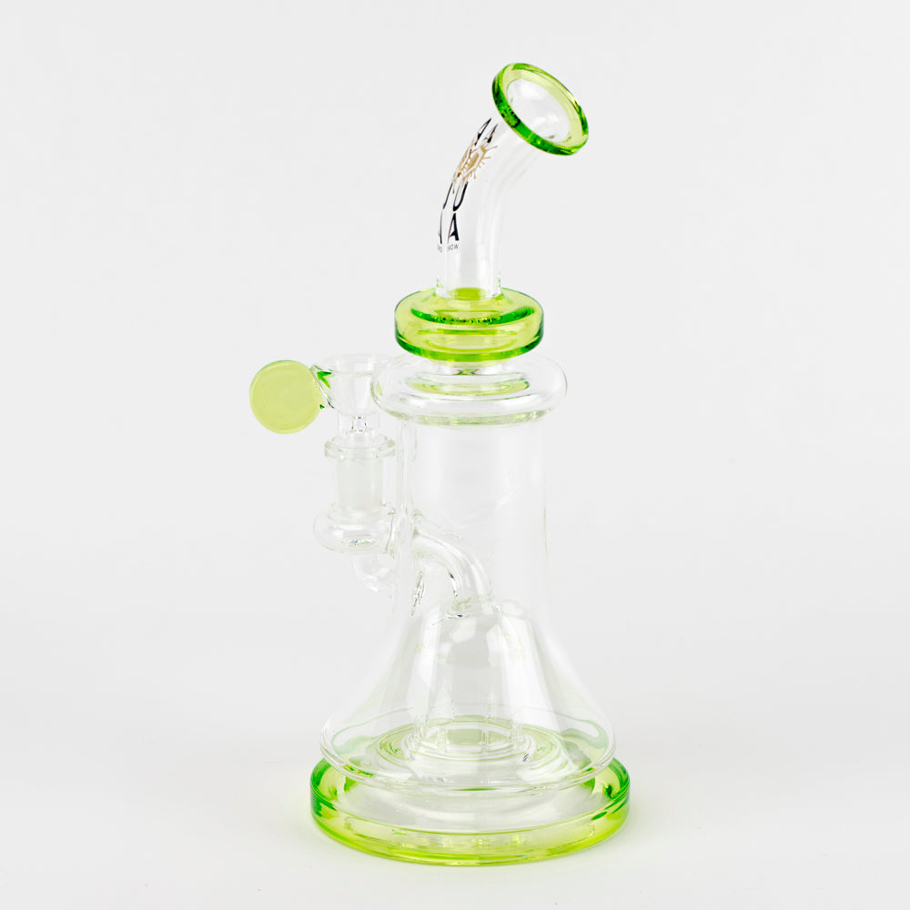Vase Banger Aqua Works Glass Rig