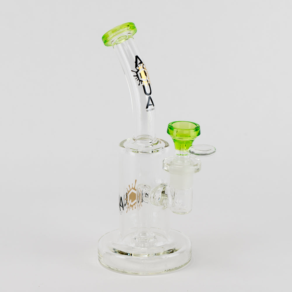 Can Banger Aqua Works Glass Rig