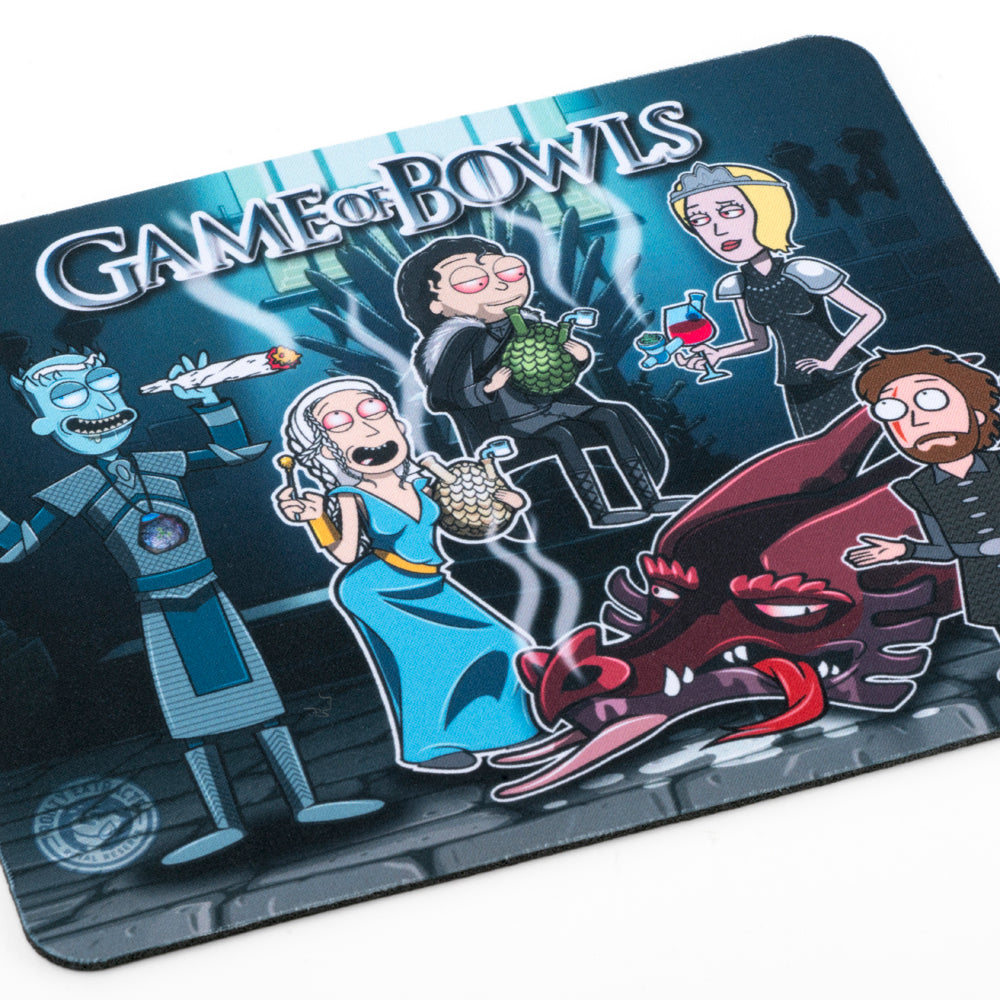 Game Of Bowls Dab Mat